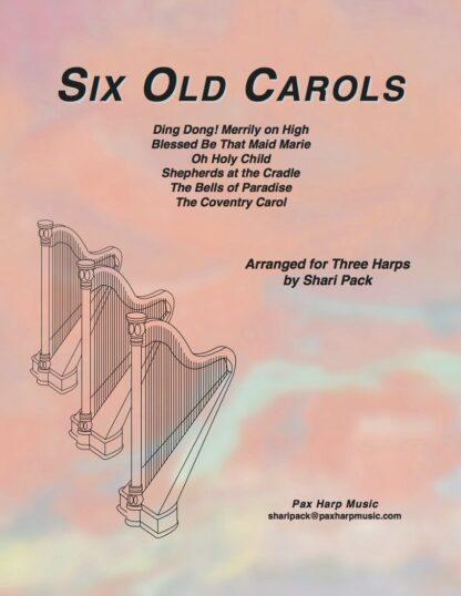 Six Old Carols Cover