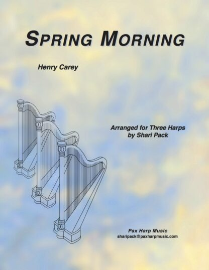 Spring Morning Cover