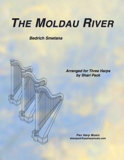 The Moldau River Cover