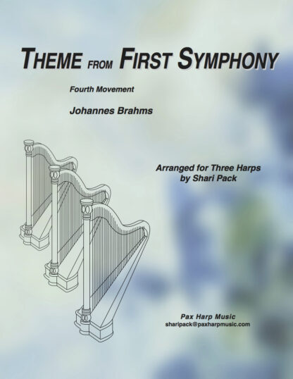 Theme from First Symphony Cover