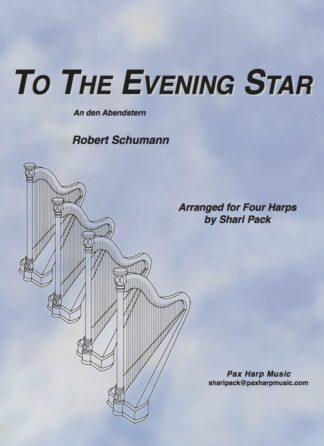 To the Evening Star Cover