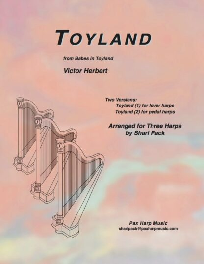Toyland Cover