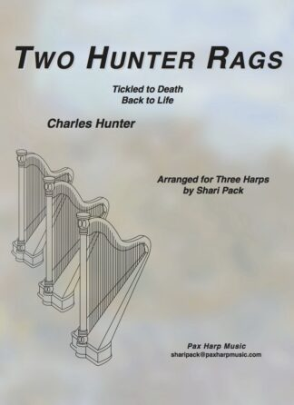 Two Hunter Rags Cover