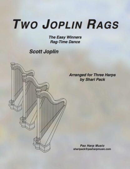 Two Joplin Rags Cover