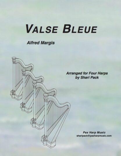 Valse Bleue Cover