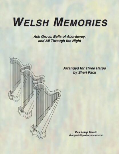 Welsh Memories Cover