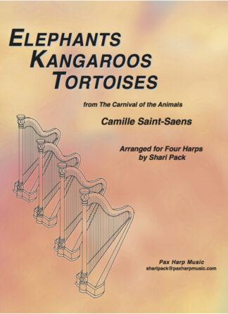 Elephants, Kangaroos, and Tortoises Cover