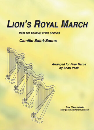 Lion's Royal March Cover