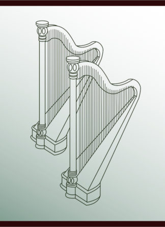 Two Harps Together